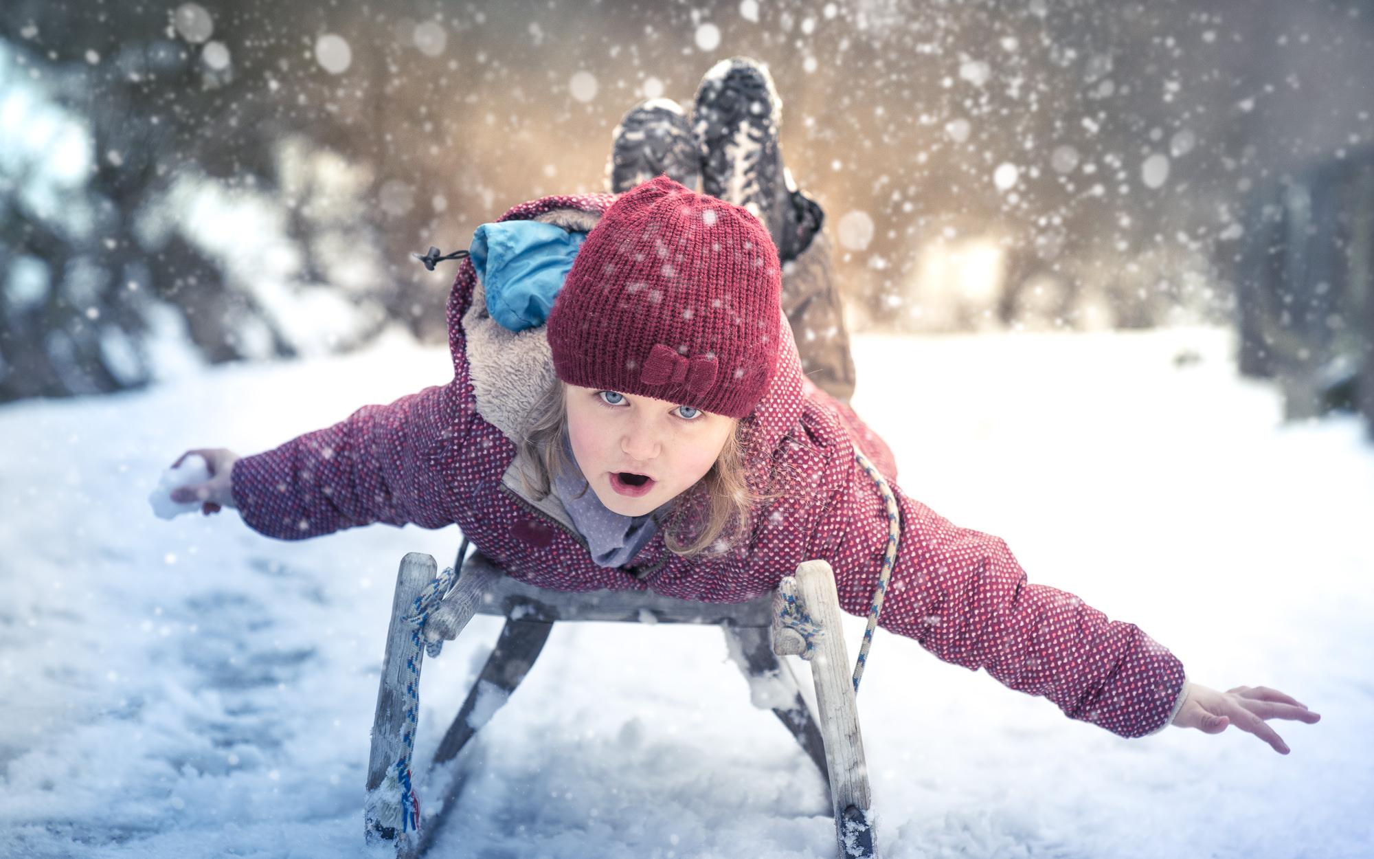 Urlaub im Winter. Detlev Christian Schmidt ist Fotograf für Anbieter im Tourismus
